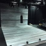 """The Royale"" set at Kitchen Theatre, March 2019"