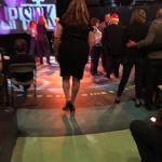 Target becomes disco floor for LipSink at Kitchen Theatre May 2019