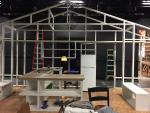 """The Roommate"" set in progress at Kitchen Theatre"